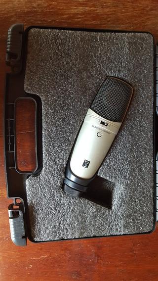 Microfone Condensador Samson Cl8