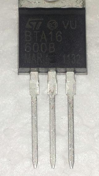 Triac Bta 16-600b (6 Unidades)