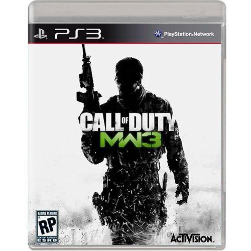Call Of Duty Mw3 Ps3 Midia Fisica Original.