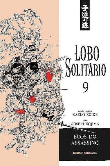 Mangá - Lobo Solitário 2ª Série - Volume 09