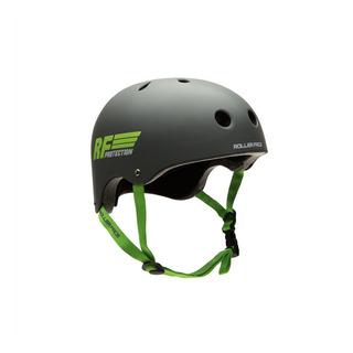 Casco Para Patinar Rollerface Rfprotection Gris