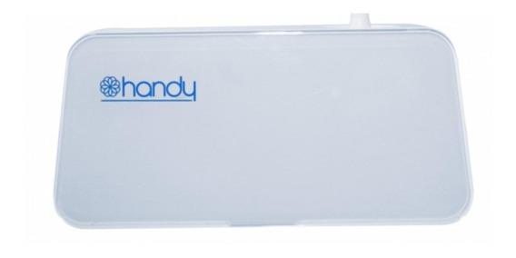 Nebulizador de compresor Handy 403D blanco 110V/220V