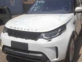 Sucata Land Rover Discovery Luxury 2017 - Retirada De Peças