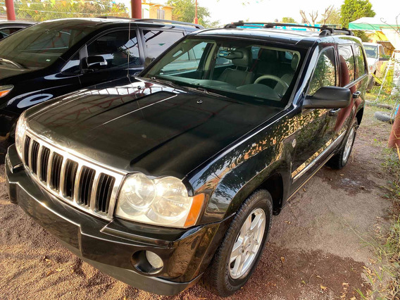 Jeep Grand Cherokee 5.7 Limited Premium V8 4x4 Mt 2006