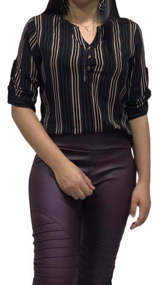 Roupa Feminina Plus Size Blusa Camisa Mode Evangélica G1 G3