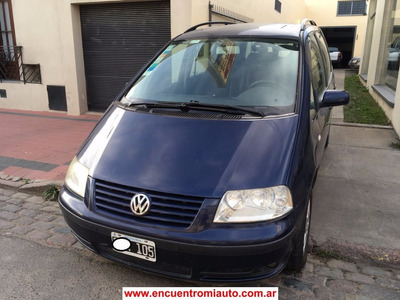 Volkswagen Sharan 1.9 Diesel 7 Asientos Sersevillano