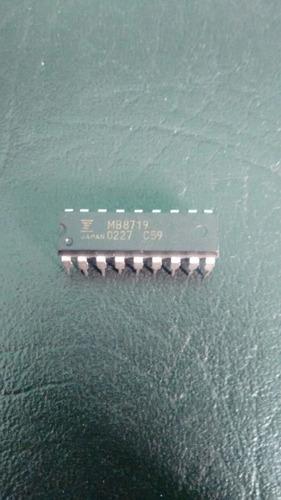 Imagem 1 de 1 de Componente Eletrônico Mb8719