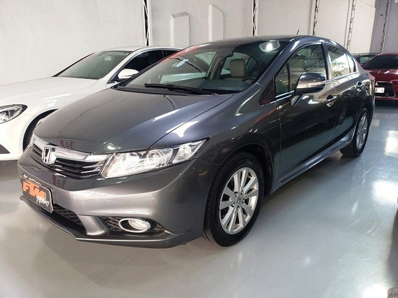 Honda Civic Lxr 2.0 Flex Aut 2014