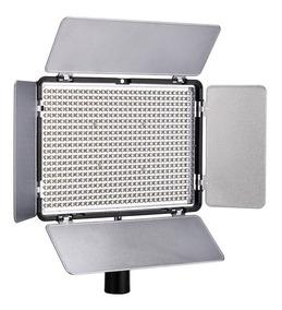 Iluminador De Led Km-600a Marmem C/ Fonte (nfe)