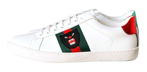 Tenis Snake Gucci