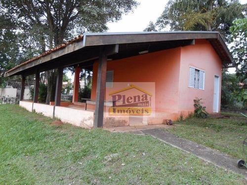 Imagem 1 de 20 de Chácara  Residencial À Venda, Chácara Estrela D Alva, Sumaré. - Ch0054