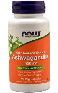 Ashwagandha-90 Capsulas- Now Importada-mejor Precio