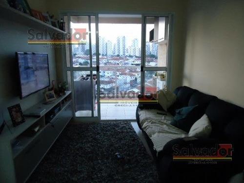 Apartamento Para Venda, 2 Dormitório(s) - 3796