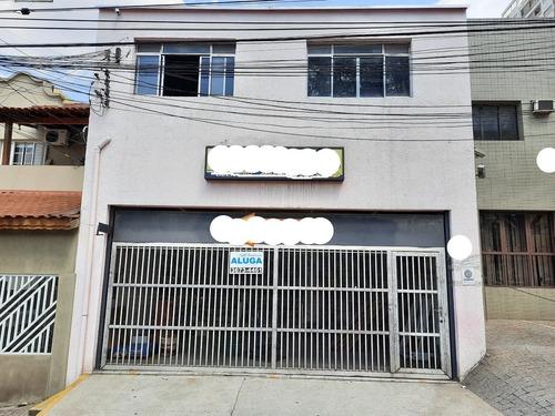 Prédio Comercial Para Aluguel, Vila Pompéia - São Paulo/sp - 1055
