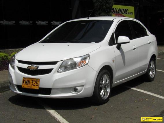 Chevrolet Sail Ltz 1400 Cc Mt