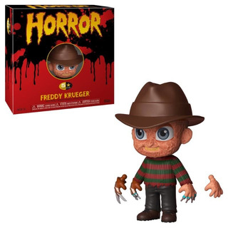 Freddy Krueger Horror 5 Star Funko Original. Replay
