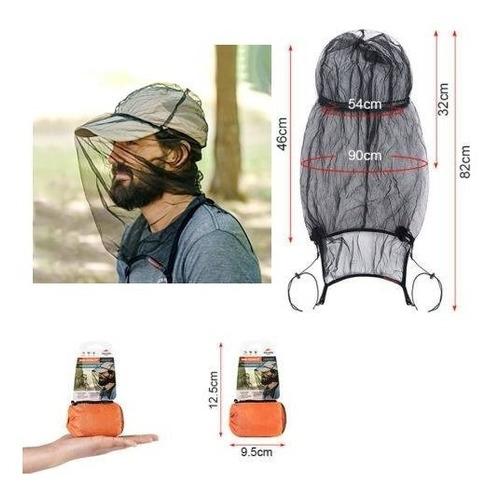 Mosquitero Malla Toldillo Cabeza Contra Mosquito Naturehike