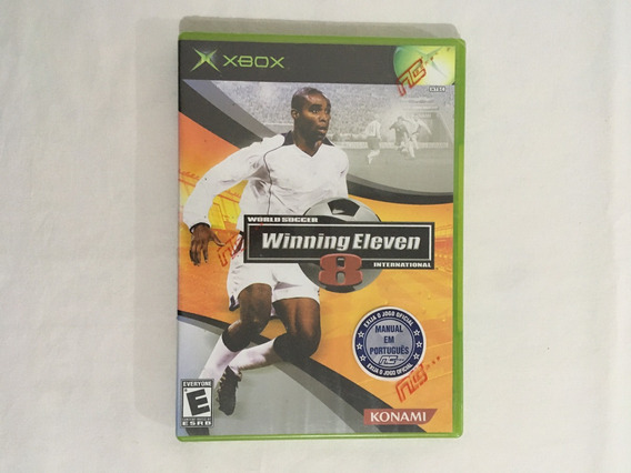 World Soccer Winning Eleven 8 - Xbox - Lacrado