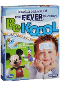 Be Koool Soft Gel Compressa Controla E Combate A Febre