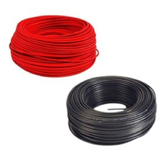Cable Eléctrico Cal. 12 Tipo Thw (1 Hilo)