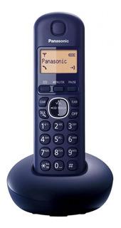 Teléfono inalámbrico Panasonic KX-TGB210 azul
