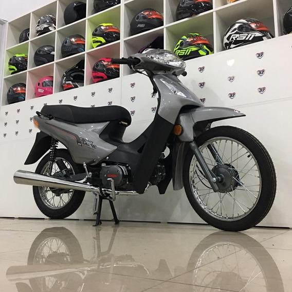 Keller Crono Classic 110 Con Casco 0km 2020 - Motos 32
