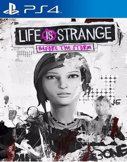 Life Is Strange Before The Storm Deluxe Edition Ps4 Digital