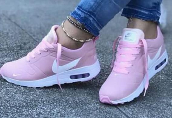 Tennis Tavas Zapatillas Shoes Nuevo Estilo Moda Femenina