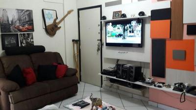 Kitnet Residencial Para Locação, Centro, São Vicente - Kn0440. - Kn0440