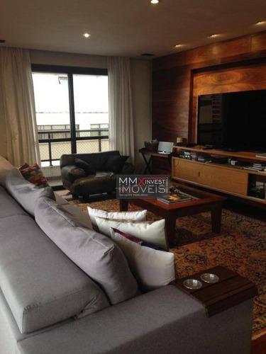 Imagem 1 de 25 de Apartamento Com 4 Dormitórios À Venda, 300 M² Por R$ 1.800.000,00 - Santana (zona Norte) - São Paulo/sp - Ap0775