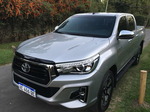 Toyota Hilux 2.8 Cd Srx 177cv 4x4 At 2020 Permuto