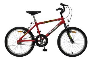 Bicicleta Tomaselli Kids Para Niños Rodado 20