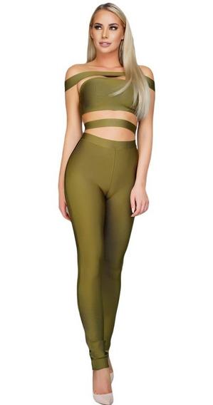 Sexy Elegante Jumpsuit Enterizo Romper 64190