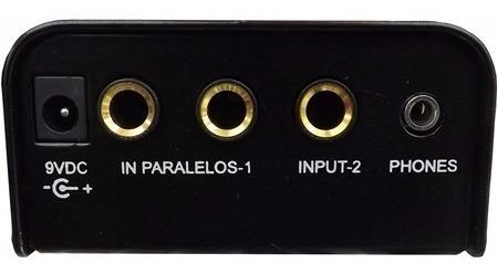 Amplificador Fone De Ouvido Pawer Play Ph2000 Pws