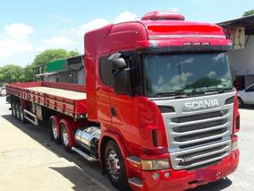 Scania Seminova 2012 Carreta Em Exelente Estado