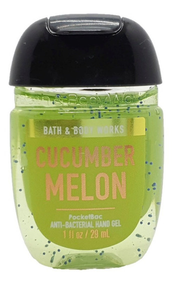 Antibacterial Hand Gel Bath & Body Works Cucumber Melon 29 M