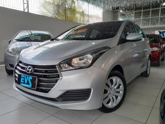 Hyundai Hb20s 1.0 Comfort Plus Flex 4p 2016