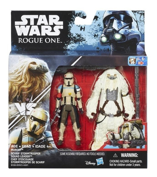 Star Wars Rogue One - Pack 2 Figuras 3.75 Originales