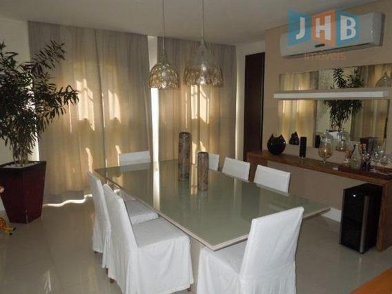 Cobertura Com 3 Dormitórios À Venda, 370 M² Por R$ 1.500.000,00 - Jardim Esplanada - São José Dos Campos/sp - Co0022