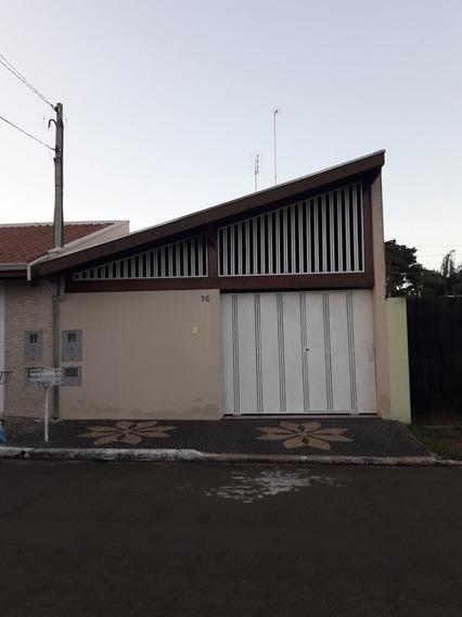 Casa À Venda Em Leme/sp