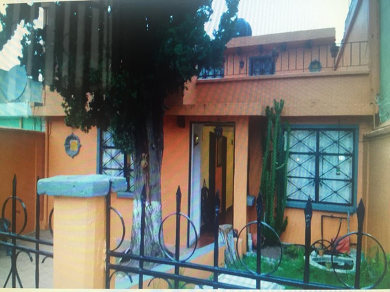 Bonita Casa En Los Laureles, Ecatepec,