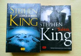 Livro A Dança Da Morte + Salem - Stephen King - Lacrados