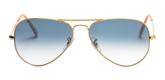 Óculos De Sol Aviador Ray Ban Rb3025 001/3f Tam.58