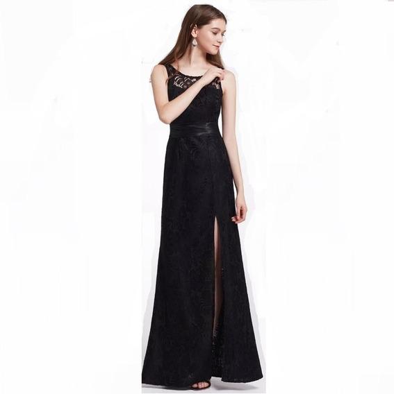 Vestido De Mujer Gala Largo Elegante Fiesta Coctel Prom