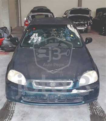 Sucata Civic Ex 98/98 Automatico - Retirada De Peça