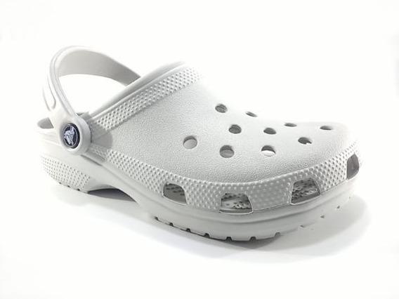 Crocs Originales Classic Grises Adulto