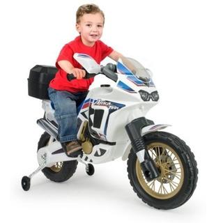 Moto Electrica Dakar Blanca