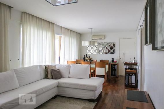 Apartamento No 2º Andar Com 3 Dormitórios E 2 Garagens - Id: 892987846 - 287846