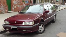 Renault 21 Nevada Rt, 1997, Full, 7 Asientos,5 Ptas, Bordó