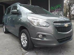 Chevrolet Spin Ltz Año 2013 At/extra Full 7 Pasajeros Divina